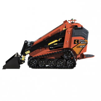 Reserve a Bobcat T590 Track Skid Steer (with bucket or forks) at